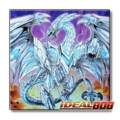 Neo Blue-Eyes Ultimate Dragon - Gold Rare * PRE-ORDER Ships Jan.13