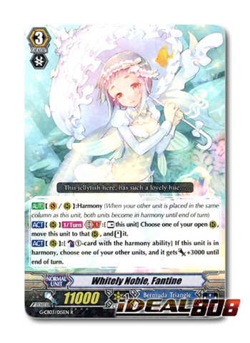 Whitely Noble, Fantine - G-CB03/015EN - R