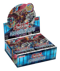 Yugioh High-Speed Riders Booster Box