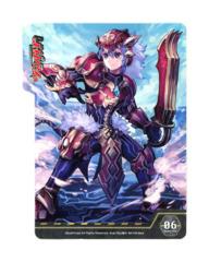 Bushiroad Cardfight!! Vanguard Deck Divider - BT06 Crimson Lion Cub, Kyrph