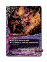 Purgatory Knights, Forever - BT05/0025 - RR