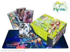 Luck & Loogic BT04 Variety Pack - Get x1 Aid & Arms Booster Box + Bonus Items