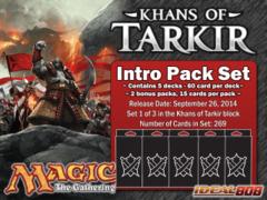 Magic Khans of Tarkir (KTK) Intro Pack Set [All 5 Decks] on Ideal808