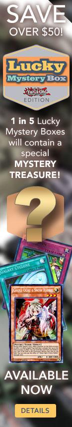 Lucky Mystery Box: Yu-Gi-Oh! Edition