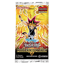 Yugioh Millennium Pack Booster Pack