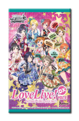 Love Live! DX Vol.2 ~School Idol Festival ver.E~ (English) Weiss Schwarz Booster Pack