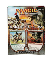 Duel Decks: Knights vs. Dragons (KVD)