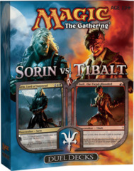 Duel Decks - Sorin vs Tibalt on Ideal808