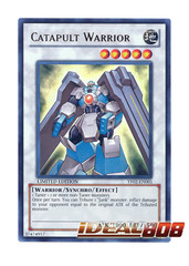 Catapult Warrior - Ultra Rare - YF02-EN001