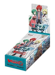 CFV-G-CHB01 TRY3 NEXT (English) G-Character Booster Box
