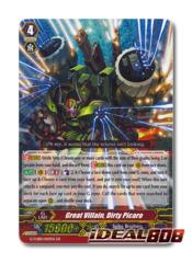 Great Villain, Dirty Picaro - G-TCB01/003EN - GR