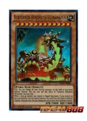 Subterror Behemoth Ultramafus - INOV-EN084 - Ultra Rare - 1st Edition
