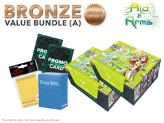 Luck & Loogic BT04 Bundle (A) Bronze - Get x2 Aid & Arms Booster Boxes + FREE Bonus