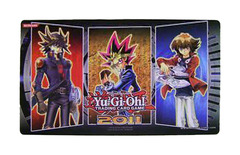 2011 Win-A-Mat Yugi Yusei Jaden Playmat