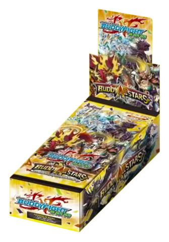 BFE-H-EB04 Buddy Allstars+ (English) Future Card Buddyfight Extra Booster Box