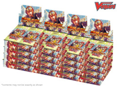 CFV-G-BT10 Raging Clash of the Blade Fangs (English) Cardfight Vanguard G-Booster  Case (16 Boxes)