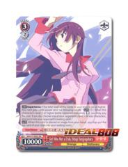 Girl Who Met a Crab, Hitagi Senjyogahara [BM/S15-E052 RR] English