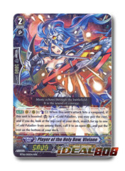Player of the Holy Bow, Viviane - BT06/005EN - RRR