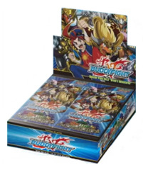 BFE-BT03 Drum's Adventures (English) Future Card Buddyfight Booster Box