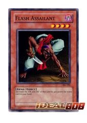 Flash Assailant - SRL-EN082 - Common - Unlimited Edition