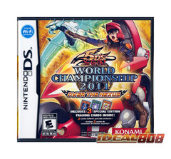 Yu-Gi-Oh! 5D's World Championship 2011 - Over the Nexus - NDS [English] (Game Sealed w/Cards) on Ideal808