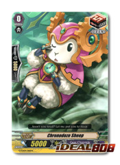 Chronodoze Sheep - G-TD09/016EN - RRR (Hot Stamp Foil)