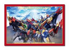 Bushiroad Cardfight!! Vanguard Sleeve Collection (70ct)Vol.240 Super Dimensional Robo, Daiyusha &  Daikaiser