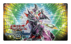 2013 World Championship Legendary Magician of Dark Playmat