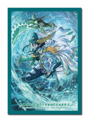Bushiroad Cardfight!! Vanguard Sleeve Collection (70ct)Vol.238 Marine General of Heavenly Silk, Lambros