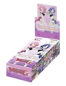 CFV-G-CHB03 Rummy Labyrinth Under the Moonlight (English) G-Character Booster Box