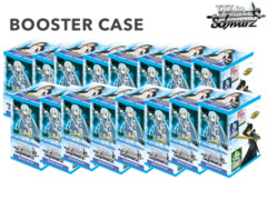 Sword Art Online Re: Edit (English) Weiss Schwarz Booster  Case (16 Boxes)