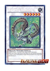 Naturia Barkion - HA03-EN028 - Secret Rare - 1st Edition