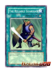 The Reliable Guardian - SRL-EN044 - Common - Unlimited Edition