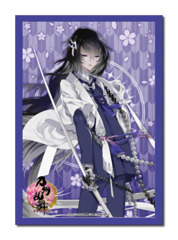 Bushiroad Cardfight!! Vanguard Sleeve Collection (70ct)Vol.241 Juzumaru Tsunetsugu (Touken Ranbu)