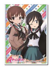 A-Channel the Animation [Nagi & Yuko]  No.064 Movic Chara Large Sleeves (65ct)