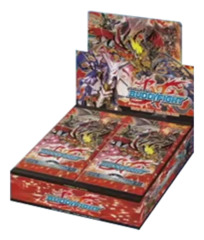 BFE-BT05 Break to the Future (English) Future Card Buddyfight Booster Box