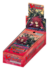 CFV-EB03 Cavalry of Black Steel (English) Cardfight Vanguard Extra Booster Box