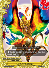 Odd Bird, Harpy - H-BT02/0015EN - RR