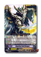 Dignified Gold Dragon - TD08/002EN - TD
