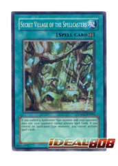 Secret Village of the Spellcasters - CSOC-EN061 - Super Rare - Unlimited Edition