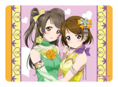 Love Live! [Kotori Minami & Koizumi Hanayo] Broccoli Playmat