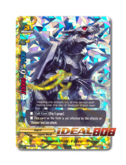 Demon Wolf, Fenrir - BT04/0003EN (RRR) Triple Rare