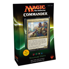 Commander 2016: Stalwart Unity (Red/Green/White/Blue)