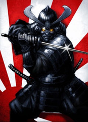 Japanese Noble Samurai Large Sleeves (50ct)