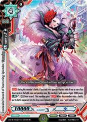Concealed Sword of Scattering Splendor, Veronica - BT04/026EN - SR (Special FOIL)