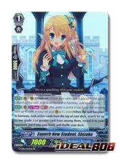 Superb New Student, Shizuku - G-CB01/010EN - RR