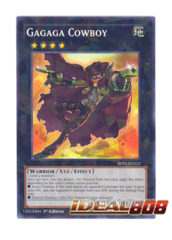 Gagaga Cowboy - BP03-EN123 - Shatterfoil - 1st Edition