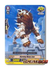 Burning Mane Lion - G-TD02/015EN - TD (common ver.)