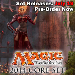 Magic 2014 (M14) Core Set Booster Case * Pre-Order Ships on July 19, 2013 on Ideal808