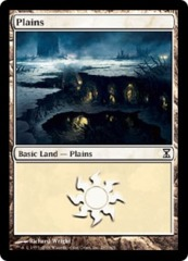 Plains (285) - Foil on Ideal808